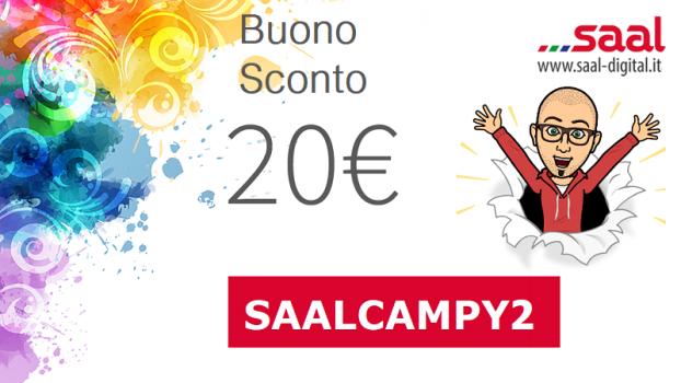 Saal Digital altri 20€ di Buono Sconto per le vostre foto