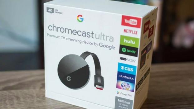 Amazon Fire TV Stick e differenze con ChromeCast